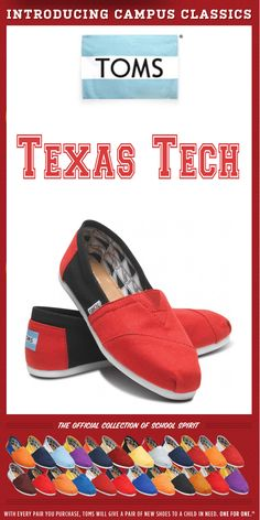 TOMS Shoes Southern Methodist University Campus Classics - One for One Milan Fashion Weeks, New York Fashion, Teen Fashion, Fashion Shoes, Womens Fashion, Fashion Trends, Tokyo Fashion, High Fashion, Fashion Outfits
