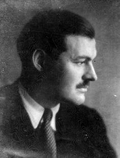 Ernest Hemingway, 1920s