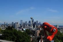 Enjoy Seattle- been there twice and wish I lived closer. It's an awesome city with gorgeous views, plenty to see and great places to eat.