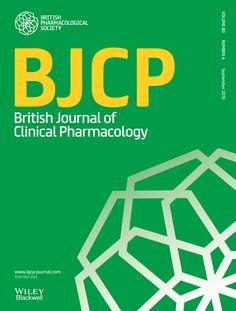 Публикации в журналах, наукометрической базы Scopus  British Journal of Clinical Pharmacology #British #Clinical #Pharmacology #Journals #публикация, #журнал, #публикациявжурнале #globalpublication #publication #статья