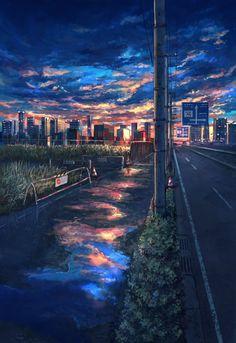 Asian art oriental art iphone в 2019 г. anime art, anime places и scene Fantasy Landscape, Fantasy Art, Anime Places, Art Asiatique, Art Anime, Anime Artwork, Manga Anime, Anime Scenery Wallpaper, Animes Wallpapers