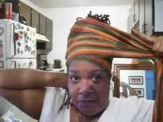 The Badu/Nefertiti HeadWrap Tutorial: By MzLadyLocks  ▃ ▄ ▅ ▆ ▇Read Me █ ▇ ▆ ▅ ▄ ▃ ▂   Hey Youtube WHats Up Yall!!    Mzladylocks will show you how she wrap up her locs! Great style to wear on June Tenth Day or Anywhere.  Please Subscribe To My Channel. Thanks & God Bless You.    PLEASE SUBSCRIBE, IT'S ABSOLUTELY FREE & MAKES ME SMILE ;-)      JOIN ME AND FOLLOW ME ON INSTAGRAM AT: http://instagram.com/mzl...
