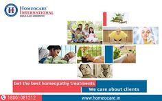 Homeocare International is the world class Homeopathy clinics provides Homeopathy treatment for all ailments with high qualified Homeopathy doctors. It makes a step change to prevent the hormonal disorders with the introduction of Hormone cell. Homeopathy is an effective treatment to cure the incurable diseases without any side effects. Visit our Homeopathy Hospitals in Hyderabad and heal your diseases naturally.