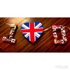 One Direction craft One Direction Crafts, Love Craft, Diy Gifts, In This Moment, Guilty Pleasure, Summer, Kids, House, Young Children