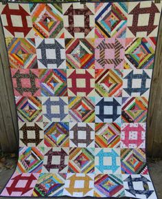 Lap Quilt, Handmade Quilt, Christmas Gift, Old Fashioned Quilt ... : old fashioned quilts for sale - Adamdwight.com
