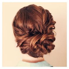 #bridal #style #updo by Chenoh