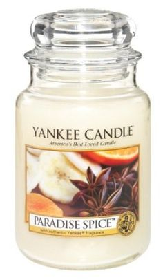Yankee Candle - Pardaise Spice #YankeeCandle #MyRelaxingRituals