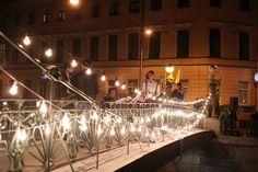Первый открытый летний музыкальный фестиваль «Ленинградские мосты» пройдет с 19 по 21 августа 2016 года.
