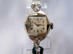 Gruen GRUEN PRECISION 17 10K Watch Antique