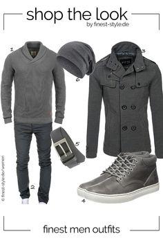 3ad5806ba4b Top modernes Outfit für Männer mit Einzelteilen von MGM, Timberland,  Redefined Rebel, style3