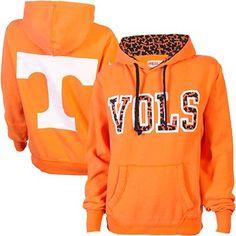 Tennessee Volunteers Ladies Olivia Pullover Hoodie – Tennessee Orange