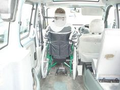 Renault Kangoo Side By Side Passnger Upfront Wheelchairs, Baby Strollers, Vehicles, Car, Baby Prams, Automobile, Prams, Autos, Strollers