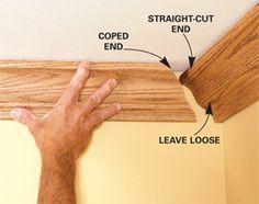 Shortcuts For Trim Carpenters