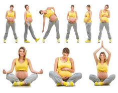Exercise during pregnancy curbs diabetes risk. A little exercise during pregnancy can bring in huge benefits for you and the baby. Researchers have found that women who engage in moderate physical. Exercise For Pregnant Women, Exercise During Pregnancy, Pregnancy Workout, First Month Of Pregnancy, Pregnancy Months, Pelvic Floor Exercises, Yoga Exercises, Floor Workouts, Best Yoga