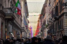 Via del Corso (photo Luca Semplicini)