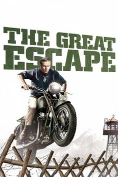 The Great Escape (1963) movie #poster, #tshirt, #mousepad, #movieposters2