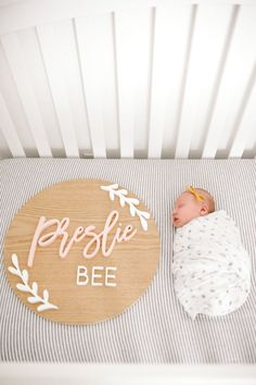 baby names boy Complete your nursery with our personalized Nursery Name Round. This round wood sign comes with a beautiful laurel design. Baby Boy Nursery Themes, Nursery Name, Baby Boy Nurseries, Girl Nursery, Nursery Ideas, Room Ideas, Newborn Nursery, Designer Baby, Baby Must Haves