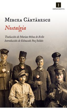 Nostalgia, Mircea Cartarescu