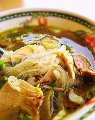 soto ayam (Indonesian Food)