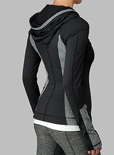 My Superficial Endeavors: Lululemon Run:Cross Train Pullover