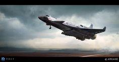 ArtStation - Space Shuttle, Alex Twin