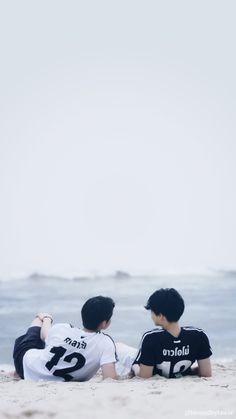 Bright Wallpaper, Boys Wallpaper, Couple Wallpaper, Bright Pictures, Cute Couple Pictures, Animes Wallpapers, Cute Wallpapers, Thailand Wallpaper, Cute Boy Photo