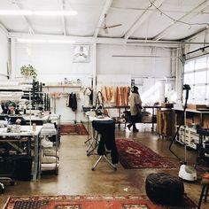 Imagem de atelier, fashion, and sewing