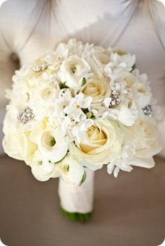 Flowers with a little bit of sparkle