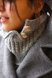 Thermis - Saved to my library on Ravelry - Uses size US 6 circular needles
