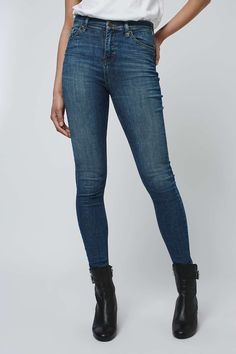 MOTO Authentic Cain Skinny Jeans