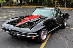 1967 Chevrolet Corvette Sting Ray L71 427/435 HP Tri-Power Click to Find out more - http://fastmusclecar.com/best-muscle-cars/1967-chevrolet-corvette-sting-ray-l71-427435-hp-tri-power/ COMMENT.