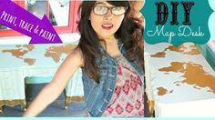 Debi's Design Diary - YouTube DIY paints can be purchased at Urban Barn 404 E. Grand Ave Escondido 92029. www.facebook.com/simplyshabbyinteriors