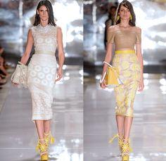 Colcci 2014-2015 Summer Womens Runway Looks - Temporada Verão 2014-2015 São Paulo Fashion Week