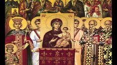 Παναγία Ιεροσολυμίτισσα : Η Αγία Κυριακή τῆς Ὀρθοδοξίας