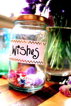 Jar Full Of Wishes by stuk-in-reality.deviantart.com on @deviantART