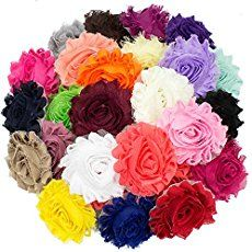 DIY Tutorial Flower Crafts / DIY Fabric flower - Bead&Cord