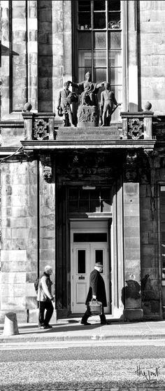 Edinburgh, Bridge, Explore, Street, People, Bridges, People Illustration, Walkway, Folk