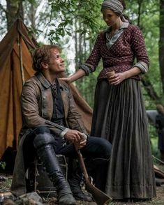 Outlander Season 4, Outlander Book Series, Outlander Casting, Outlander Tv, Outlander Costumes, Tartan, Richard Rankin, Jaime Fraser, Drums Of Autumn