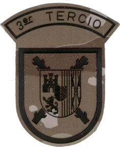 """Tercio """"Don Juan de Austria"""" III de la Legión"""