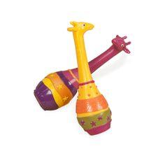 Marakasy Żyrafy Jambo Ree B.Toys