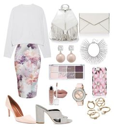 """""""Untitled #184"""" by elisa-toni ❤ liked on Polyvore featuring Acne Studios, Rebecca Minkoff, Kate Spade, Ted Baker and Candie's"""