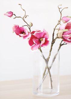 Ytb-home Artificial Plumeria 105Cm 3 Branches Fake Egg Flowers Artificial Plumeria Wedding Decorative Flowers