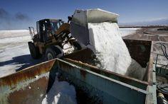 Porque é que o lítio está a causar uma luta em Portugal?