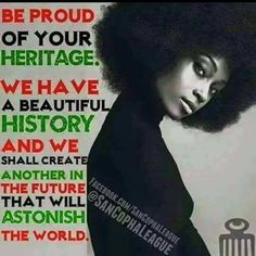 , #africanhistory #ourhistory #OurPresence...
