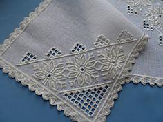 Runner. Hardanger embroidery | Hardanger Embroidery | Pinterest