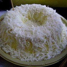 Pudim de Coco Diet (Henrique Rossi - Restaurante Augusta Natural) - Culinária-Receitas - Mauro Rebelo