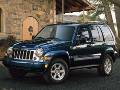 All Liberty models have the Jeep Trail Rated badge, thus, ensuring that this 4-wheel vehicle is perfect for any off-road situation.