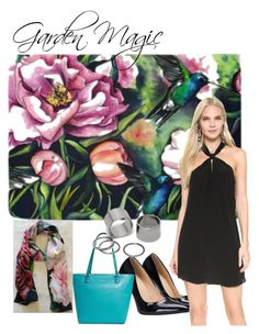 """Garden Magic"" by tina-gleave on Polyvore"