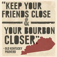 Kentucky...my old kentucky home.