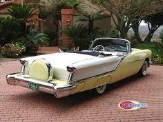"doyoulikevintage: "" Oldsmobile 1958 """